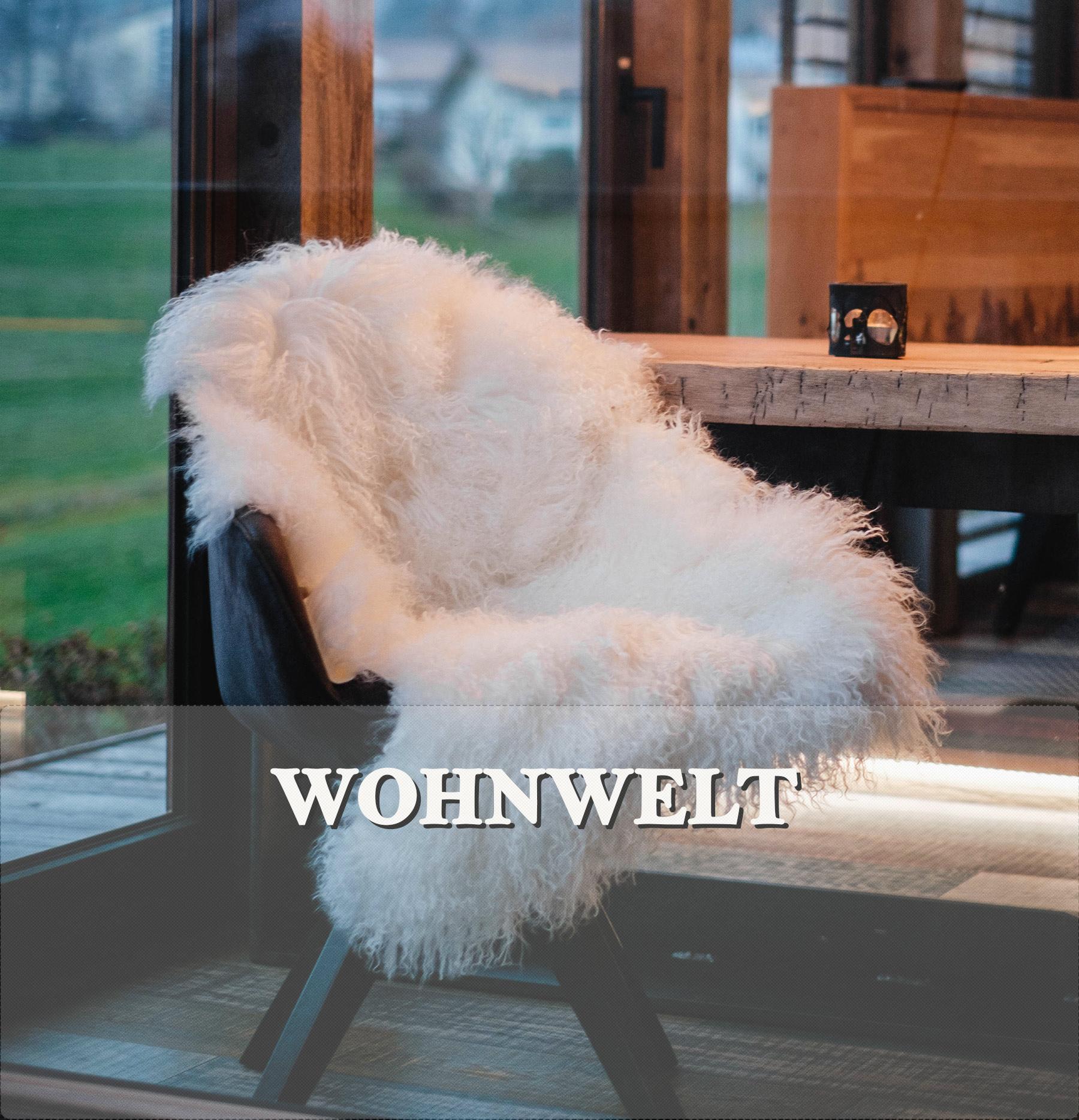 Hofbrucker Lammfell Wohnwelt
